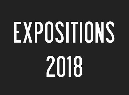 Expositions 2018 Marie Claude Gardel