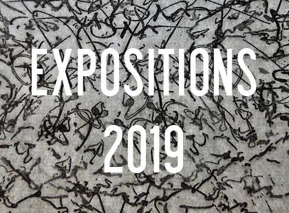 Expositions 2019 Marie Claude Gardel